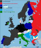 The New Europe by TheMedicWarlord