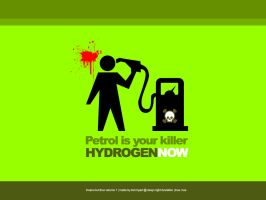Petrol is your KILLER by thomasgraphic