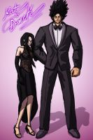 Kat x Derek Formal by PhiTuS