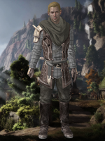 Dragon Age - Cullen casual ferelden (for XPS) by Mageflower