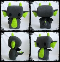Custom MADL Plush by melkatsa