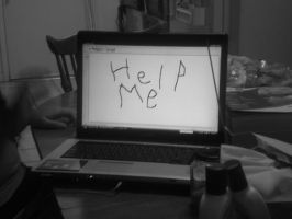 HELP ME by sparky1393