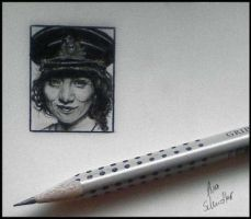 Soviet Kitsch - miniature by Pencil-Stencil