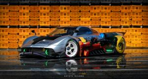 Evade | Huayra Mockup by The--Kyza