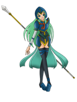 FE Collaboration - Nephenee by Yan-Mazu