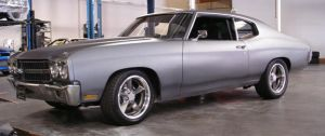 1970 Chevelle SS Custom by Beowulf-BX