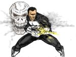 Justice... Punisher style by dsherburne
