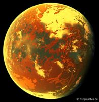 Exoplanet Gliese 667Cc by ChrisKlm