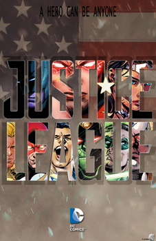 Justice league poster by chayasit