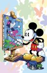 Mickey mouse cover issue 304 by lazesummerstone