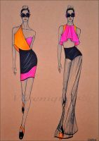 Women's summer collection 1. by Verenique
