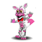 Adventure Funtime Foxy (Modified) by LuckyRabbit31
