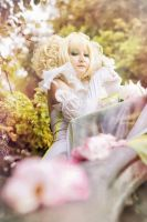 Aion 3.5. Pure Lilies series by Trigla