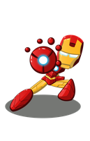 Iron Man by KCV7129