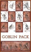 Goblin pack by Kimagu