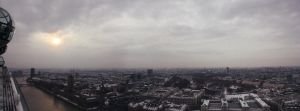 View from London Eye by georgfx
