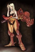 samus by Jaquio
