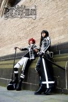 Lavi and Kanda - D.Gray-man by KashinoRei