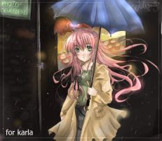 For Karla by yinsey