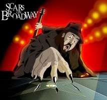 Scars on Broadway alt cover by Drimakus
