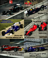 F1 Classics: 28th September - Report by MarineACU