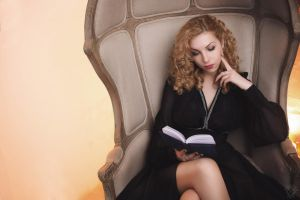 River Song. Doctor Who (2) by glupiKroliczek