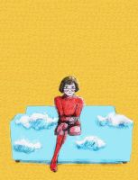 Velma and Magritte by LondonJohnIII