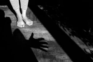 Shadow foot by providergirl