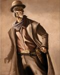 the outlaw by bangalore-monkey