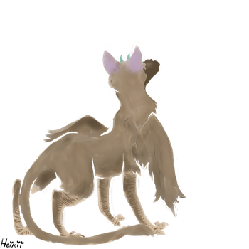 Trico png by Heimii