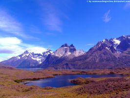 Torres del Paine 2 by Cansounofargentina