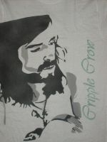 Devendra Banhart T-Shirt2 by RickyGunther