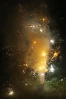 Firework Stock 140 by Malleni-Stock
