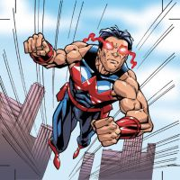 Wonder Man by chriswalkerart