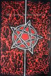 The Pentagram by zarathos-the-exiled