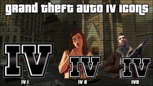 GTA: IV Icons by parry