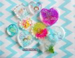 Resin charms by Thekawaiiod