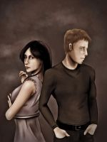 Kryst and David by Jessimie