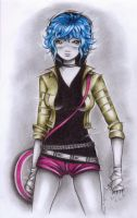 Ramona Flowers by anitafigler