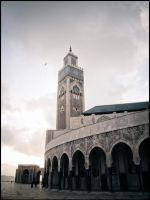 People's Mosque II by SquazerArt