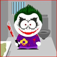 South Park: The Joker by DeathShadow0