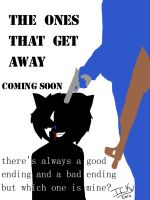 The Ones That Get Away Comic Poster 2 by ICK369