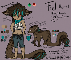 Reference: Fiel. by Kiocah