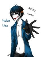 Bloody Painter-Helen Otis by DeluCat