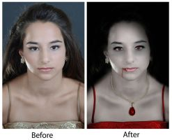 Before and After - Vita e Amore by AmorVitae