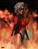 Ms Marvel by sodacan