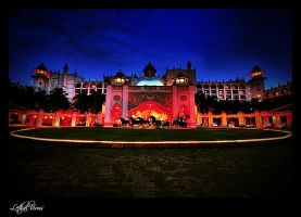 Palace Of The Golden Horse by LethalVirus