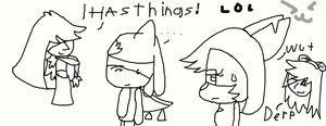 Untitled Drawing by angel-san-kitty12