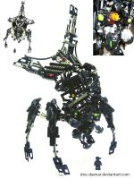 Lego Reaper Destroyer (Photo 2) by DNA-Daenar