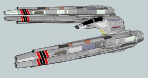 A-19-E OUTLAW INTERCEPTOR by Andywerk